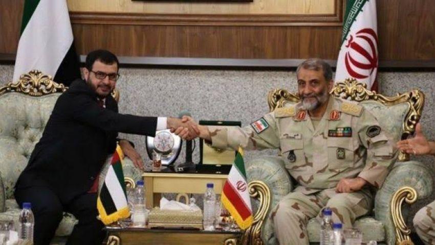 التقارب الإمارتي ـ الإيراني.. توازنات سياسية ومصالح تجارية