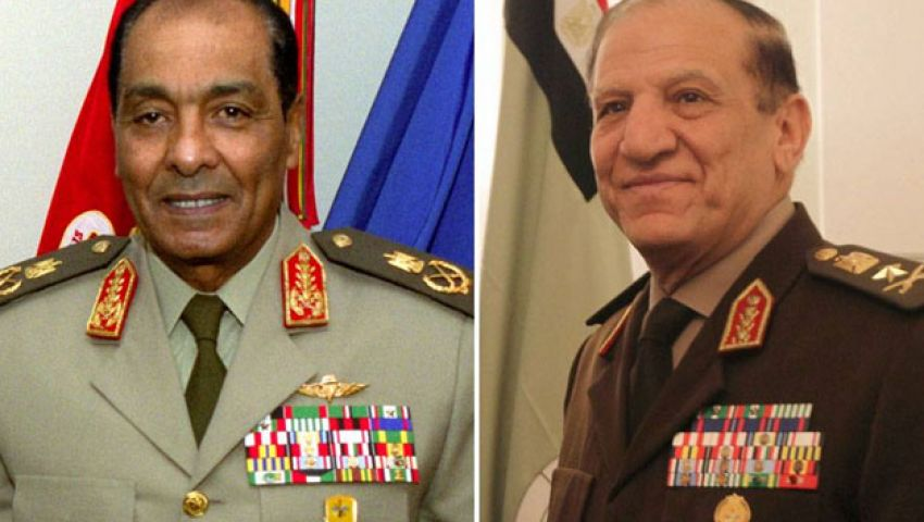 استدعاء طنطاوي وعنان للشهادة بمحاكمة مبارك