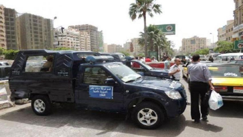 القبض على نقيب مهندسي الإسكندرية