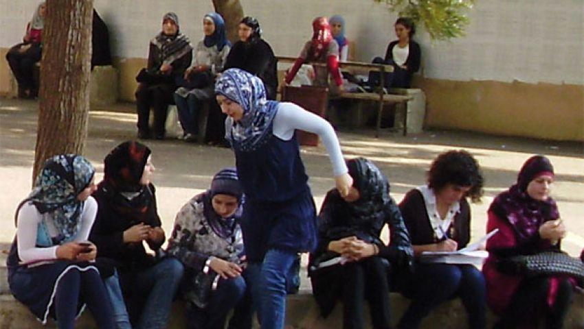 الجامعة.. بيت عدل بنات الصعيد