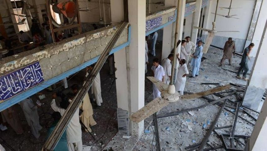 9 قتلى و20 جريحاً في هجوم على مسجدد بديالى العراقية