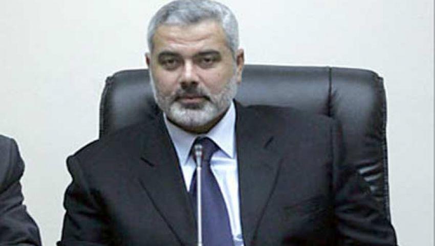 هنية يحذر من تمرد غزة
