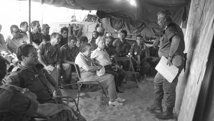 بالصور| جيش الاحتلال الإسرائيلي يكشف عن أسرار جديدة لحرب أكتوبر