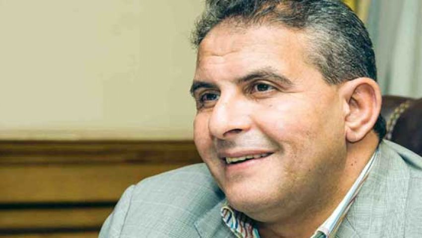 أبوزيد:أتمنى إبعاد الرياضة عن السياسة