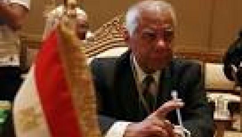 وزير الخارجية يعود للقاهرة بعد زيارة لـجنوب السودان