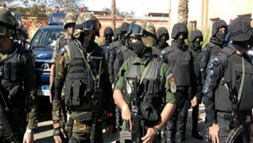 قوات خاصة لتمشيط مسجد الفتح عقب اعتقال من بداخله