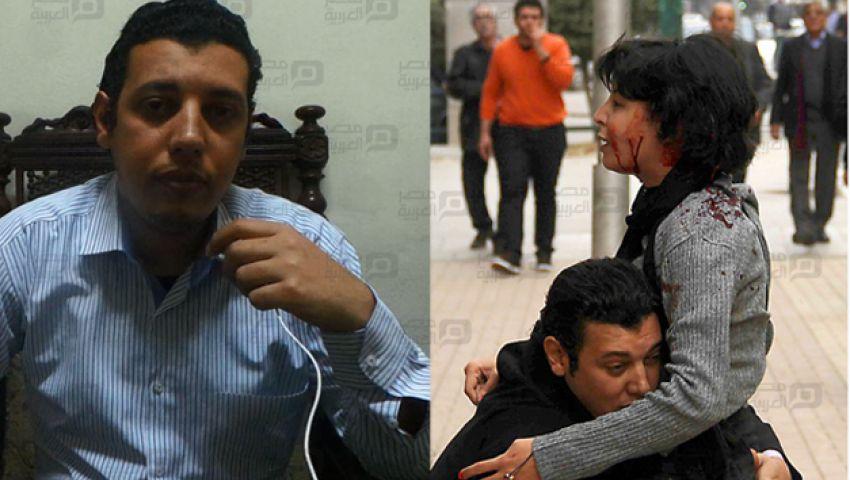 بالفيديو..سيد أبو العلا: الشرطة رفضت إسعاف شيماء الصباغ.. ونحاكم لأننا شهدنا ضد القاتل