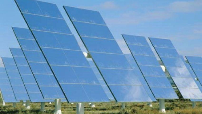 إنشاء محطة للطاقة الشمسية بسيوة