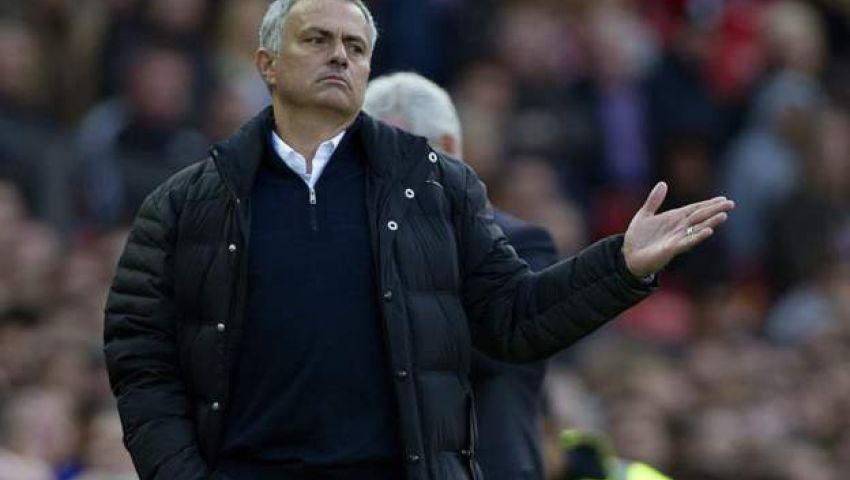 مورينيو:مانشستر يونايتد قدم افضل مبارياته في الموسم امام ستوك سيتي