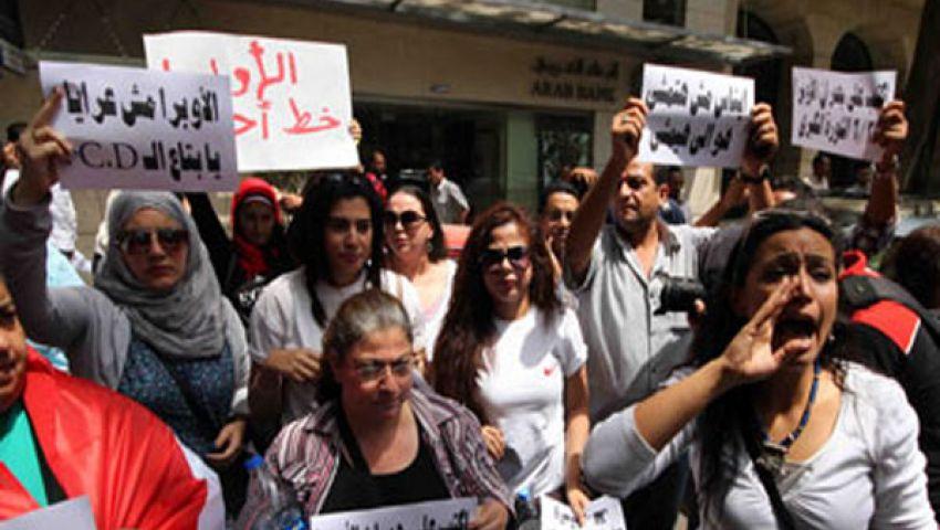 15 يومًا اعتصامًا أمام وزارة الثقافة