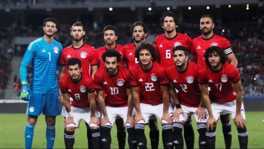 «صلاح السادس».. الترتيب النهائي لـ كباتن منتخب مصر بأمم إفريقيا 2019