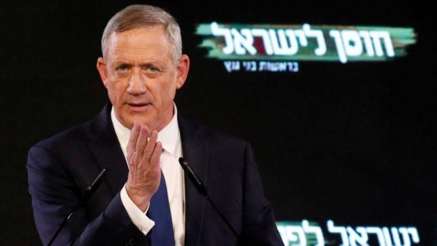 جانتس يكشف عن سلاح إسرائيلي سري «بدأ في التفكّك»