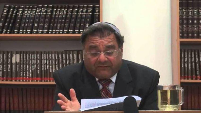 حاخام يهودي: قريبا.. إسرائيل جزء من الدول العربية السنية