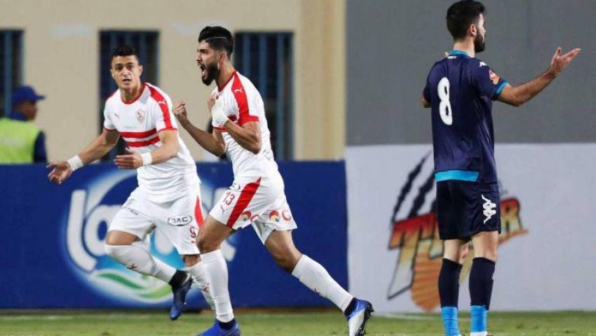 فيديو   الزمالك vs بيراميدز.. أرقام في نهائي كأس مصر