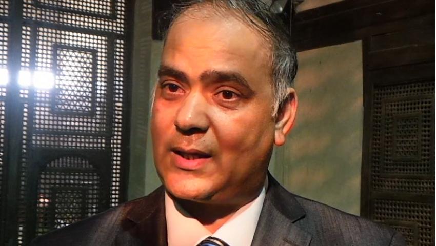 فيديو.أبو اليزيد: أسعى للوصل بين الثقافة العربية والأسيوية