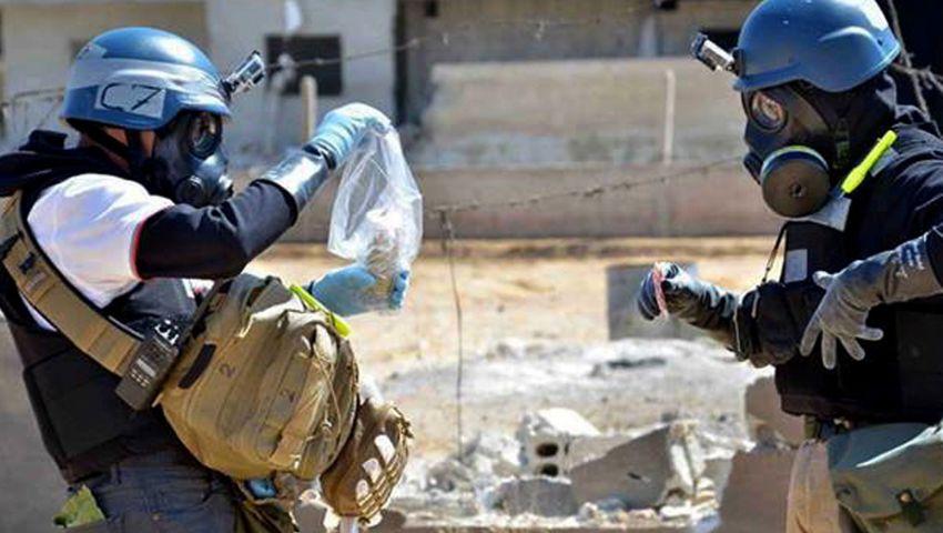 منظمة حظر الأسلحة الكيميائية قلقة من استخدام الخردل في سوريا