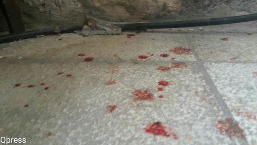 اندلاع مواجهات بالأقصى بين شرطة الاحتلال وفلسطينيين