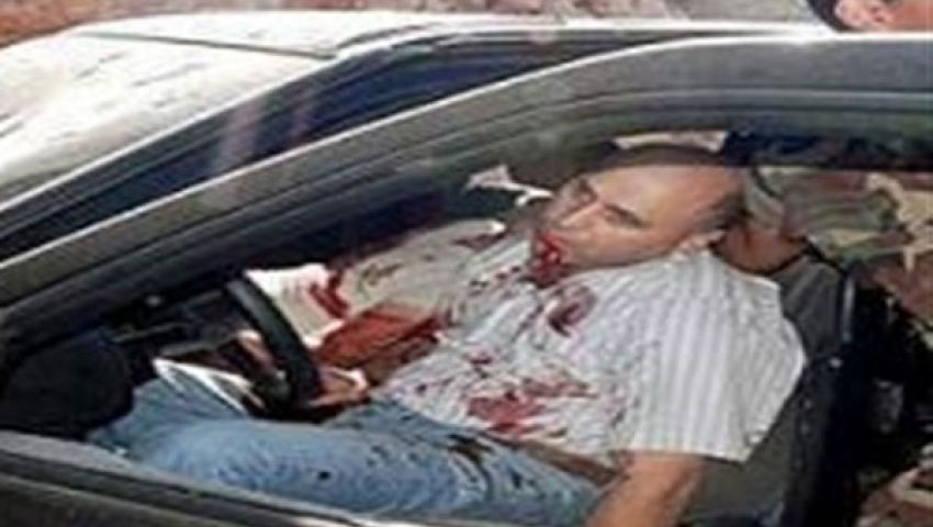 تحديد هوية المتهمين بقتل مفتش الداخلية بسيناء