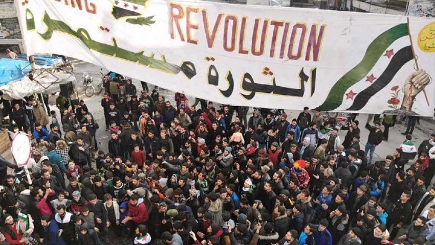 فيديو  الربيع العربي في سوريا.. رحل الشعب وبقي بشار الأسد