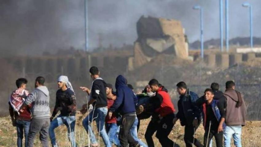 الدماء تسيل في غزة.. هذا ما يحدث في القطاع المحاصر