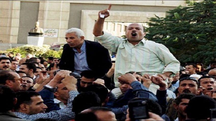 عمال غزل المحلة يهددون بالتصعيد لوقف بيع أرض الشركة