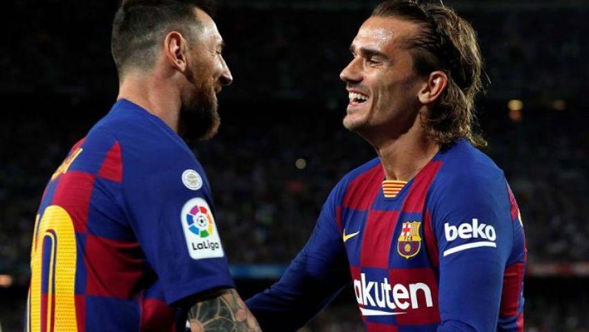 هل يضحي برشلونة بـ «جريزمان»  لعودة نيمار؟