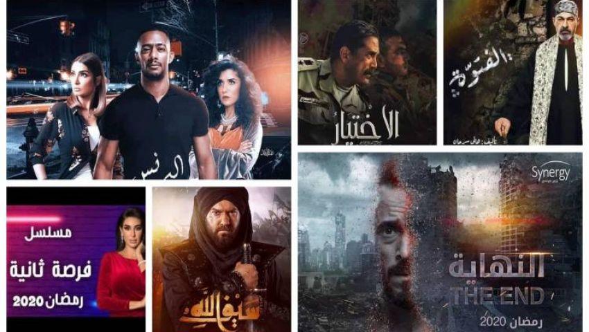 فيديو| بعد حظر التجول.. مصير مجهول ينتظر مسلسلات رمضان 2020