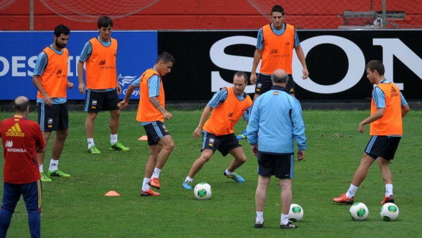 إسبانيا في مواجهة ممتعة أمام تشيلي