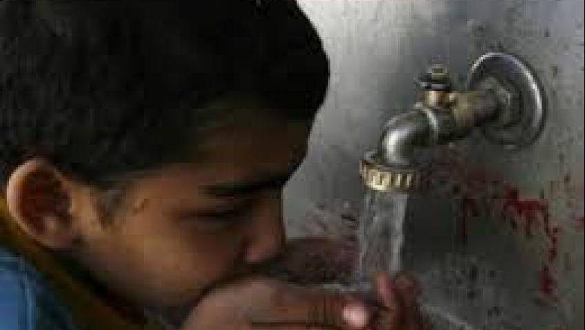 هلع بقنا بعد ظهور حالات تسمم بسبب مياه الشرب