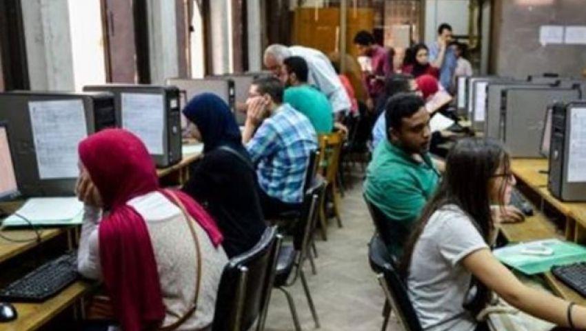 قبل ساعات من انتهائه.. 75 ألف طالب يسجلون في تنسيق المرحلة الثالثة 2019