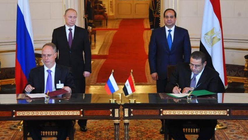 حقيقة الوعود الروسية لمصر.. وموقف أمريكا من تقارب القاهرة وموسكو