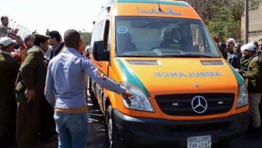 مقتل سائق سيارة إسعاف بالشيخ زويد