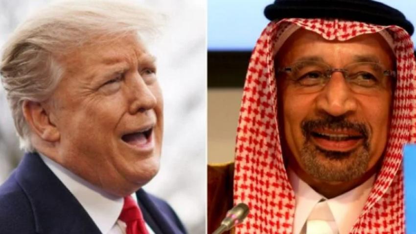 صحيفة ألمانية:  تهديد السعودية بوقف بيع النفط بالدولار صفعة لترامب