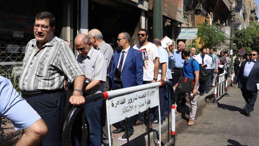 صور وفيديو| انتخابات الأطباء.. رجال المعاطف البيضاء ينتخبون قائدهم