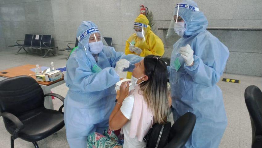 الصحة: 128 إصابة جديدة بكورونا.. و17 حالة وفاة