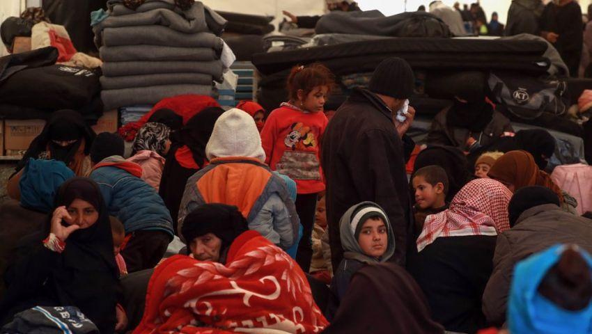 نيويورك تايمز: في الطريق لمخيمات اللاجئين.. الموت لا يرحم السوريين