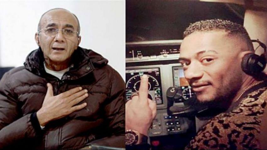 أزمة الطائرة تصل المحاكم.. اتهامات لمحمد رمضان باستغلال «الطيار»