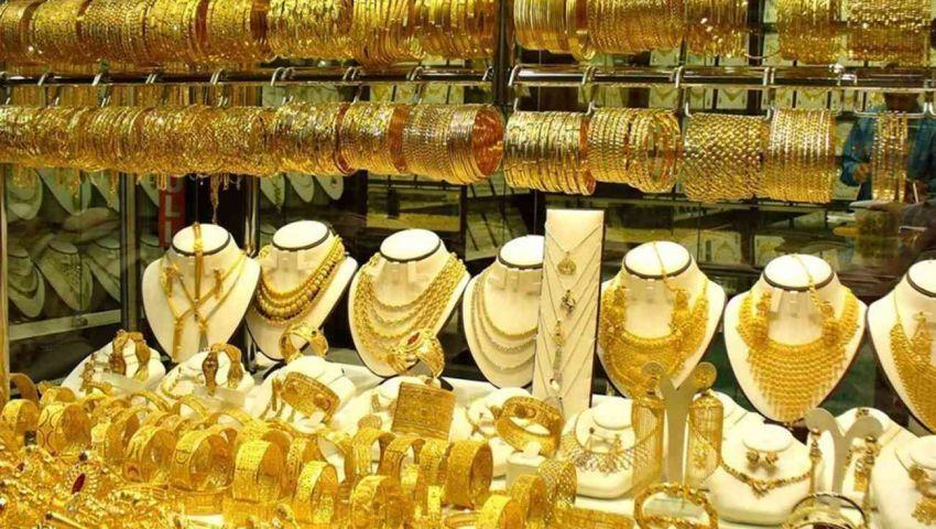 بقيمة 7 جنيهات..الذهب يعاود الارتفاع..تعرف على أسعار اليوم(فيديو)