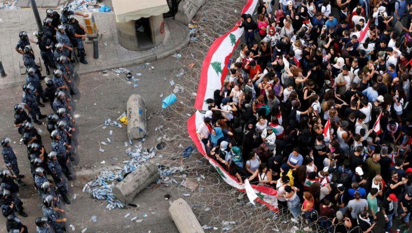 بعد 6 أيام احتجاجات.. هل تجهض «أمل وحزب الله» تظاهرات لبنان؟