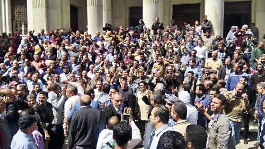 إخلاء سبيل 9 عمال بـ«المصرية للاتصالات» ..و احتجاز 7 آخرين بالأمن الوطني