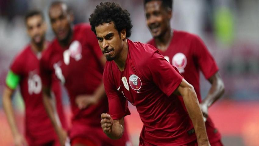 فيديو  العراق وقطر يتأهلان لنصف نهائي خليجي24