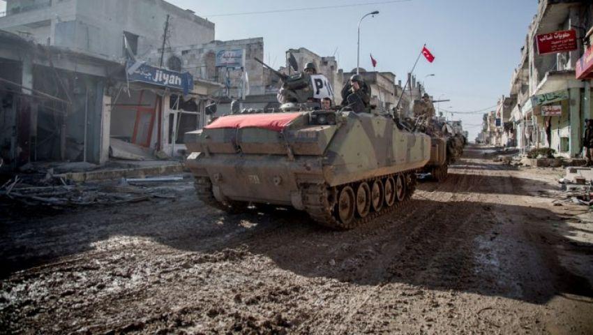 تركيا: بدء استعادة الرقة بعد اكتمال عمليتي الموصل ودرع الفرات