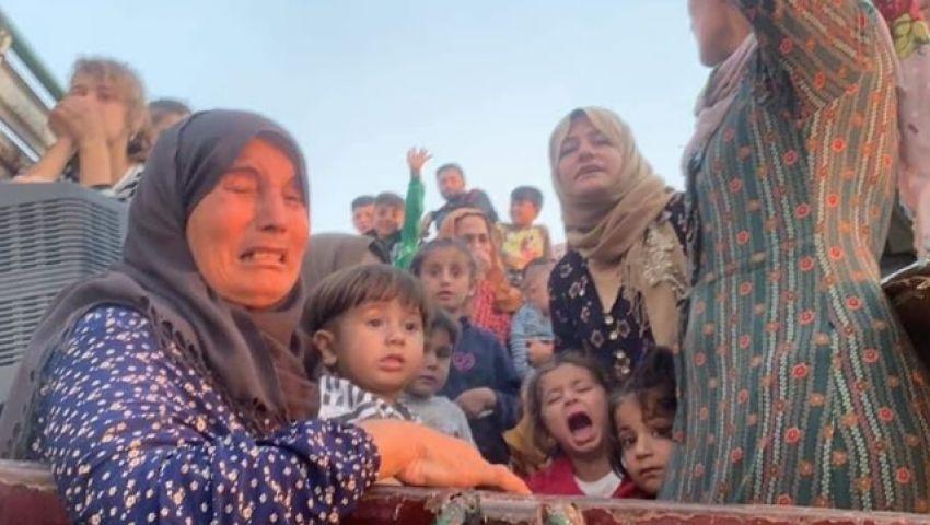 شاهد عيان لـ «مصر العربية»: نزوح جماعي لأكراد كوباني والأوضاع الإنسانية كارثية