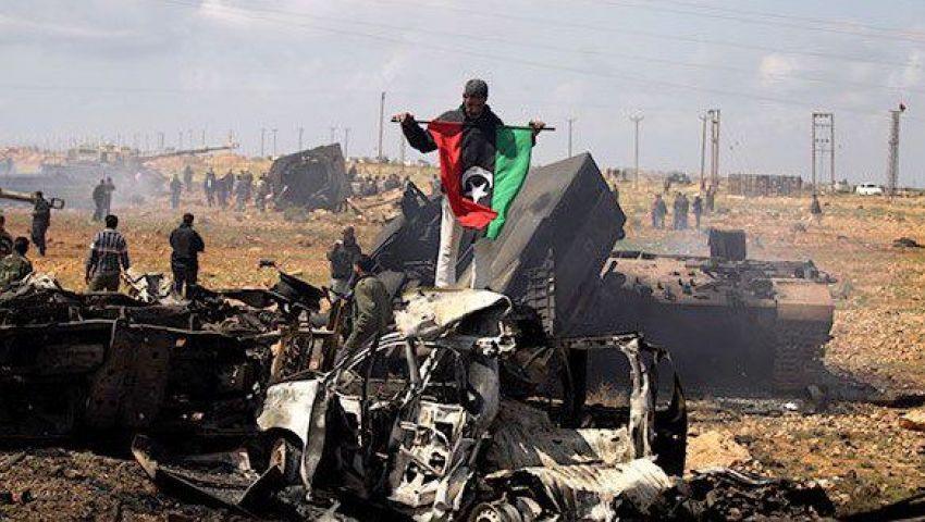 عملية طرابلس   تجدد القتال في محيط المطار.. وحفتر يلتقي غسان