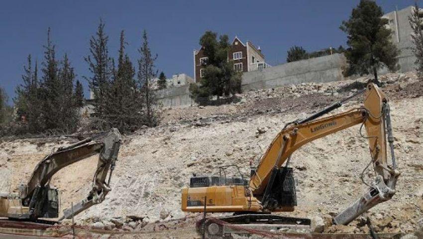 الاحتلال يجرف أرض الزيتون.. الضفة الغربية تئن وجعًا