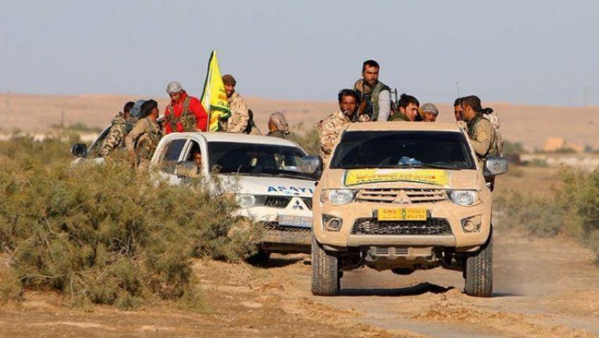 سوريا الديمقراطية تصل سد الطبقة على نهر الفرات