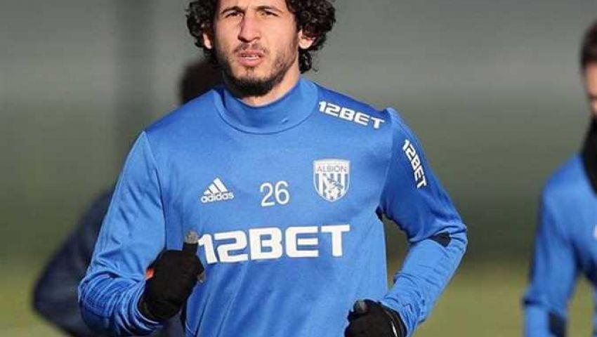 هل ينضم أحمد حجازي إلى النادي الأهلي؟