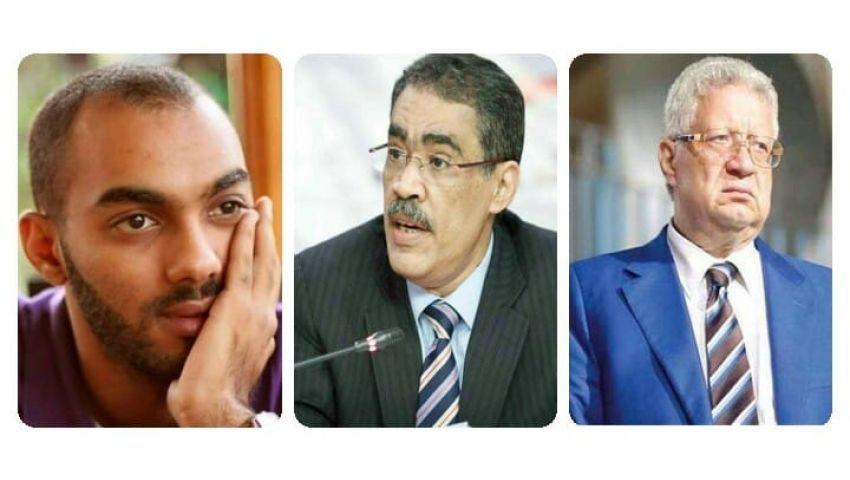 استمرار أزمة مرتضى منصور و«الصحفيين».. ومحمود كامل يجمد عضويته
