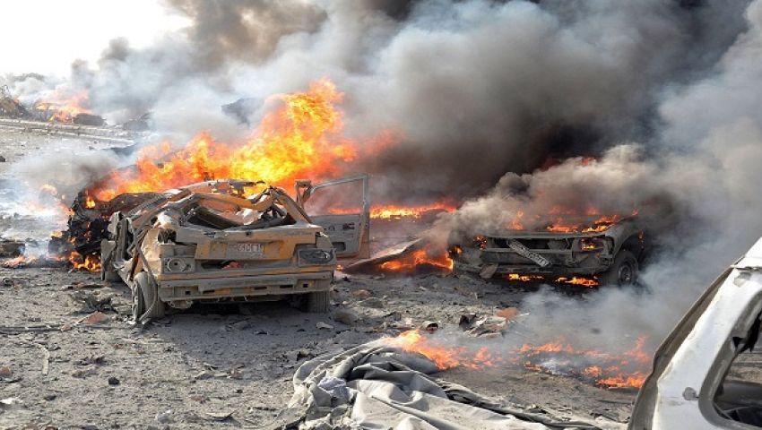 مقتل 3 مدنيين في هجوم بسيارة مفخخة بحلب