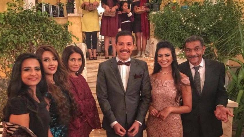 أسرة مسلسل أبو العروسة تدعو الحكومة المصرية لإقامة عيد العيلة
